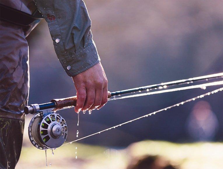 start fly fishing